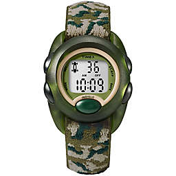 Timex® Time Machines Children's 34mm Digital Watch with Camouflage Strap