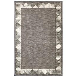 Mohawk Home Oceanus Area Rug in Grey