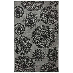 Mohawk Home Palo Alto Area Rug in Grey