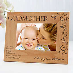 Godparent Picture Frame