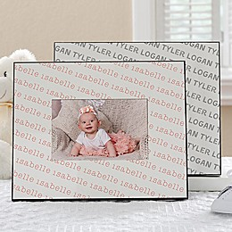Darling Baby Picture Frame