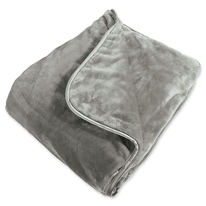 Alternate image 1 for Brookstone® Weighted Blanket