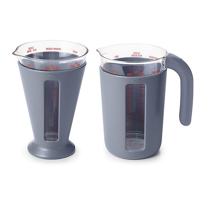 Alternate image 1 for OXO Good Grips® Multi-Unit Measuring Cup Collection in Slate
