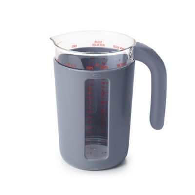 Oxo Good Grips 174 4 Cup Multi Unit Measuring Cup In Slate