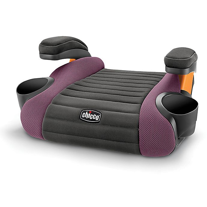Alternate image 1 for Chicco GoFit® Backless Booster Seat in Grape