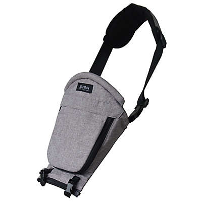 MiaMily HIPSTER™ PLUS 3D Single Shoulder Accessory in Light Grey