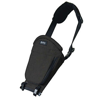 MiaMily HIPSTER™ PLUS 3D Single Shoulder Accessory in Charcoal
