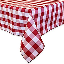 Gingham Square Tablecloth