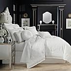 J. Queen New York™ Carmella King Comforter Set in White