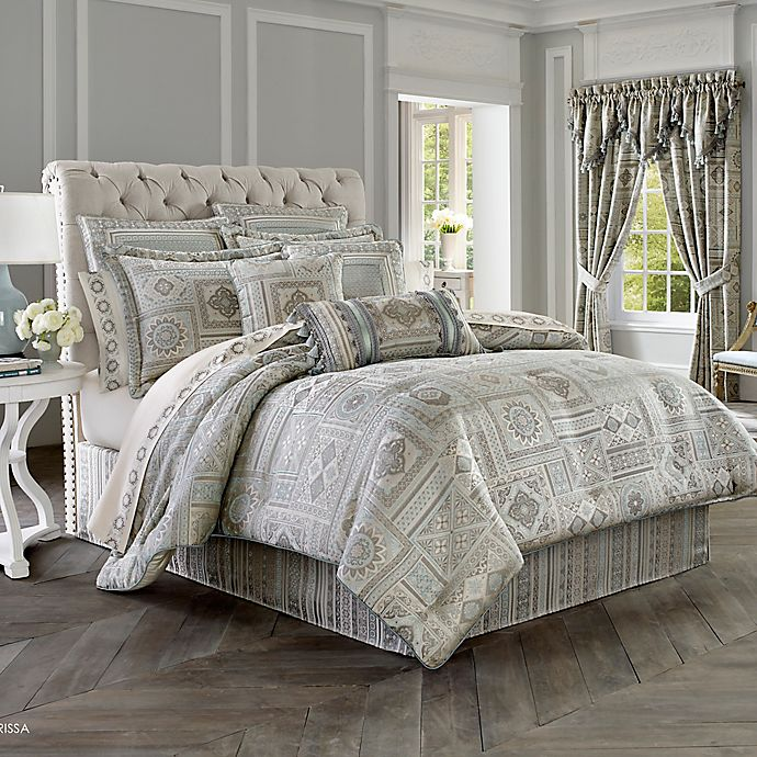 Alternate image 1 for J. Queen New York™ Marissa Comforter Set