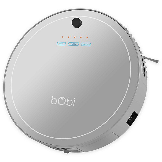 Alternate image 1 for bObi Pet Robotic Vacuum Cleaner