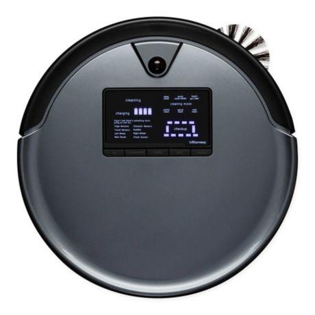 Bobsweep Pethair Plus Robotic Vacuum Cleaner And Mop Bed