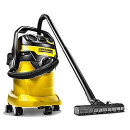 Karcher® WD5/P Wet/Dry Vacuum in Yellow/Black
