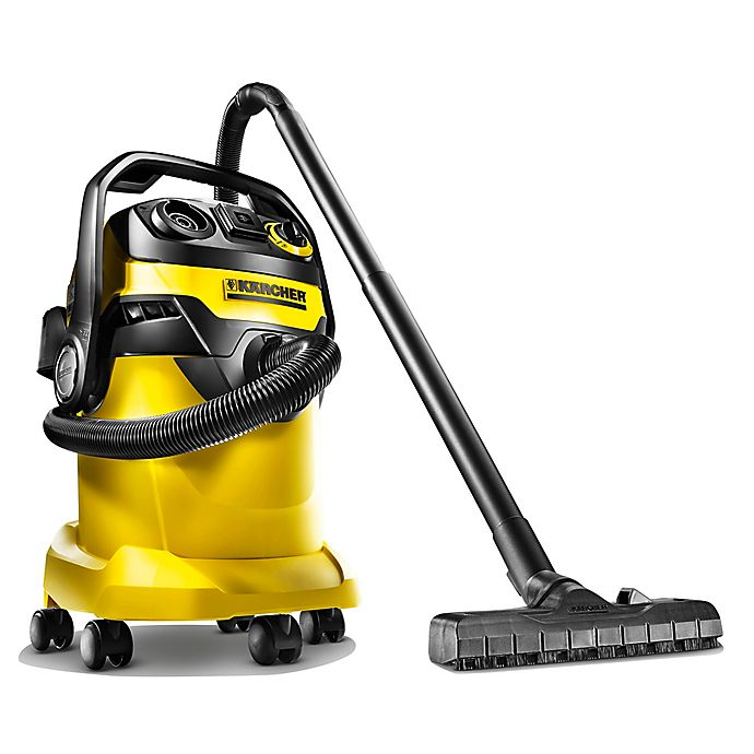 Alternate image 1 for Karcher® WD5/P Wet/Dry Vacuum in Yellow/Black