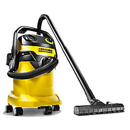 Karcher® WD5 Wet/Dry Vacuum in Yellow/Black