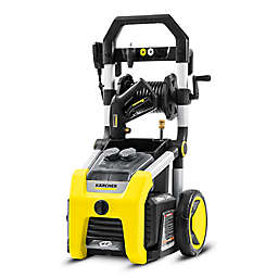 Karcher 2000 PSI Electric Power Washer in Yellow/Black