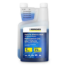 Karcher® 1.qt. 20X Vehicle Wash and Wax Detergent for Power Washer
