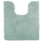 Wamsutta® Ultra Soft Contour Bath Rug in Sea Glass