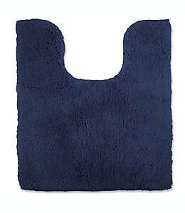 Tapete en herradura para baño Wamsutta® Ultra Soft en azul mezclilla