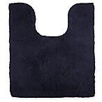 Wamsutta® Ultra Soft Contour Bath Rug in Navy