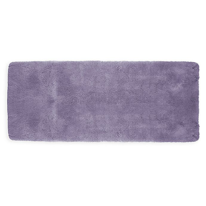 Alternate image 1 for Wamsutta® Ultra Soft 24-Inch x 60-Inch Bath Rug in Grape