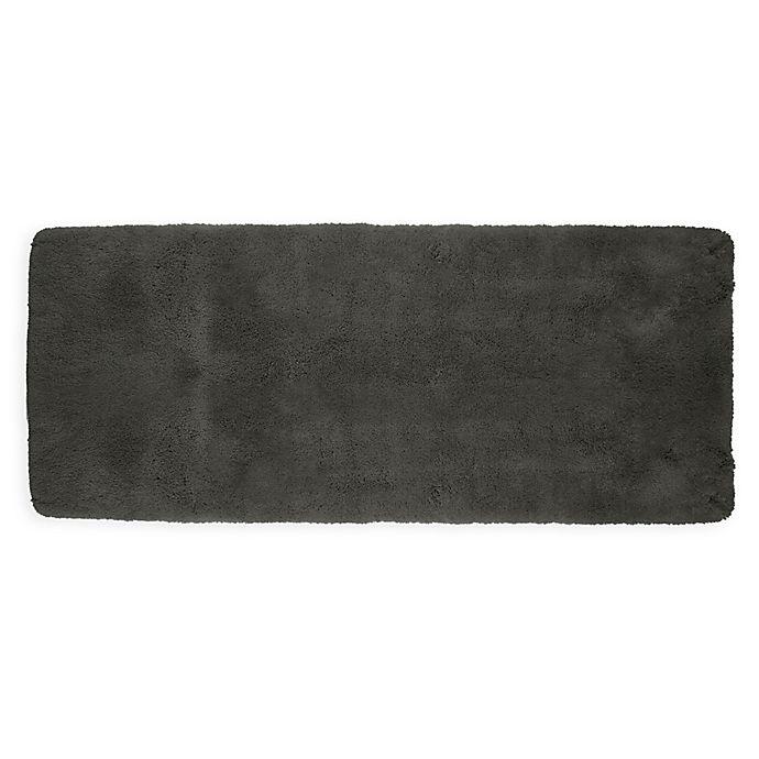 Alternate image 1 for Wamsutta® Ultra Soft 24-Inch x 60-Inch Bath Rug in Charcoal