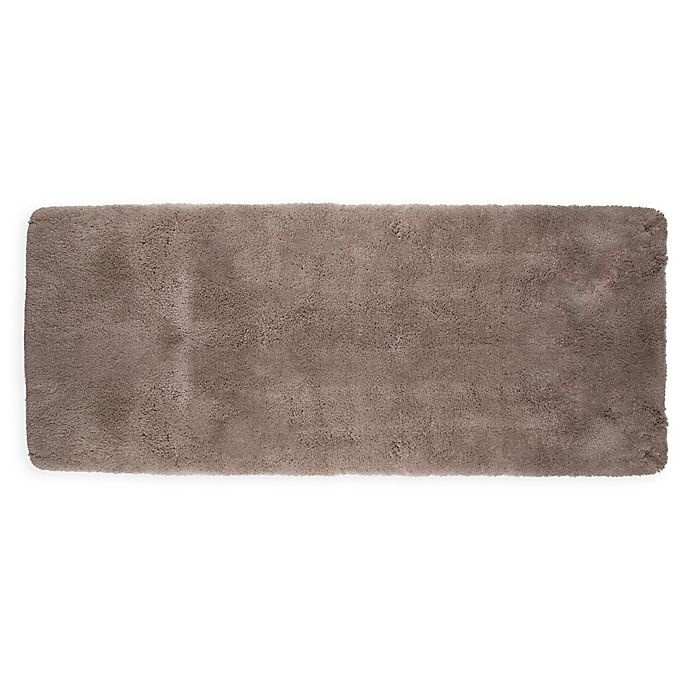 Alternate image 1 for Wamsutta® Ultra Soft 24-Inch x 60-Inch Bath Rug in Taupe