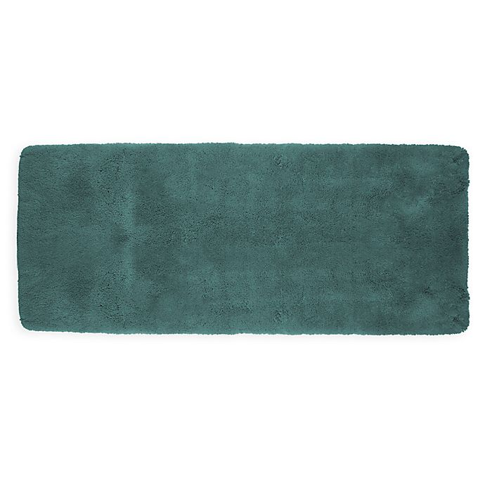 Alternate image 1 for Wamsutta® Ultra Soft 24-Inch x 60-Inch Bath Rug in Teal