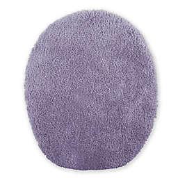 Wamsutta® Ultra Soft Universal Toilet Lid Cover in Grape