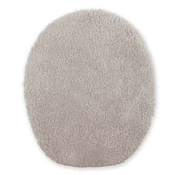 Wamsutta® Ultra Soft Universal Toilet Lid Cover in Fog