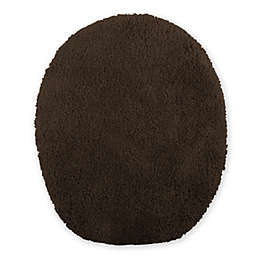 Wamsutta® Ultra Soft Universal Toilet Lid Cover in Chocolate