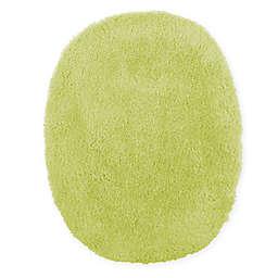 Wamsutta® Ultra Soft Elongated Toilet Lid Cover in Green Apple