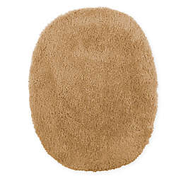 Wamsutta® Ultra Soft Elongated Toilet Lid Cover in Straw