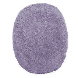 Wamsutta® Ultra Soft Elongated Toilet Lid Cover in Grape