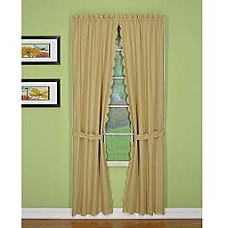 Beige Curtain Panels Size 72 Quot Bed Bath Amp Beyond
