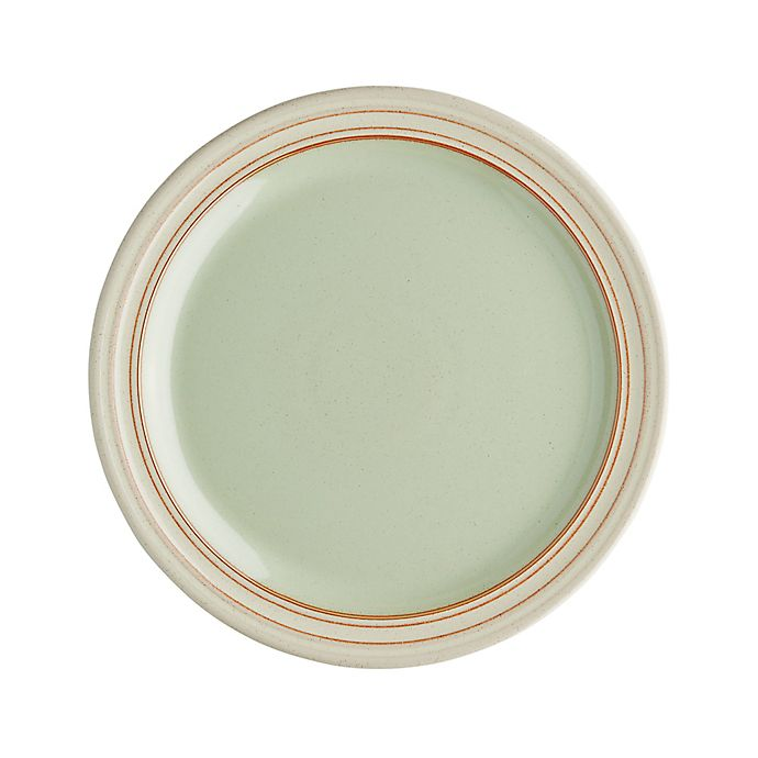 Alternate image 1 for Denby Heritage Orchard Salad Plate in Green