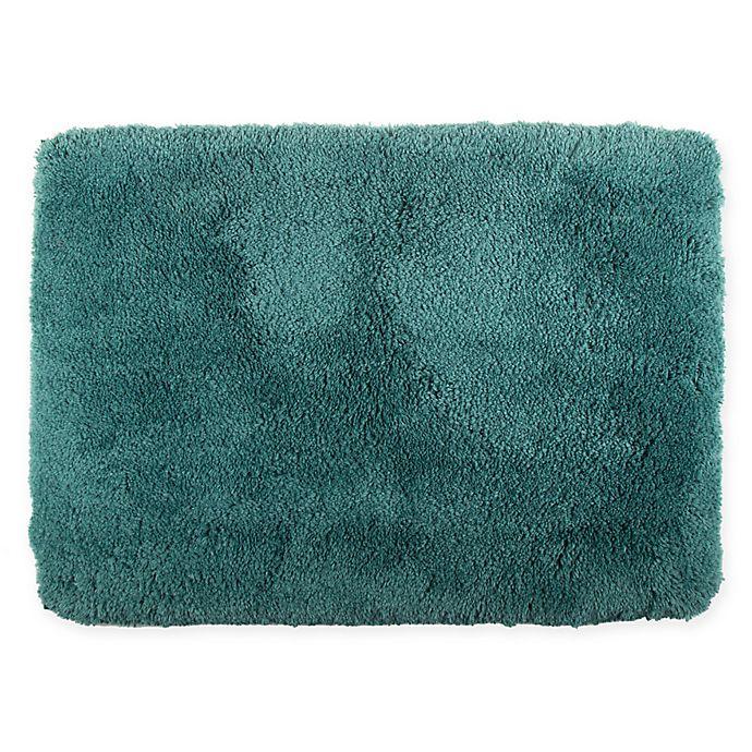 Alternate image 1 for Wamsutta® Ultra Soft 17-Inch x 24-Inch Bath Rug in Teal