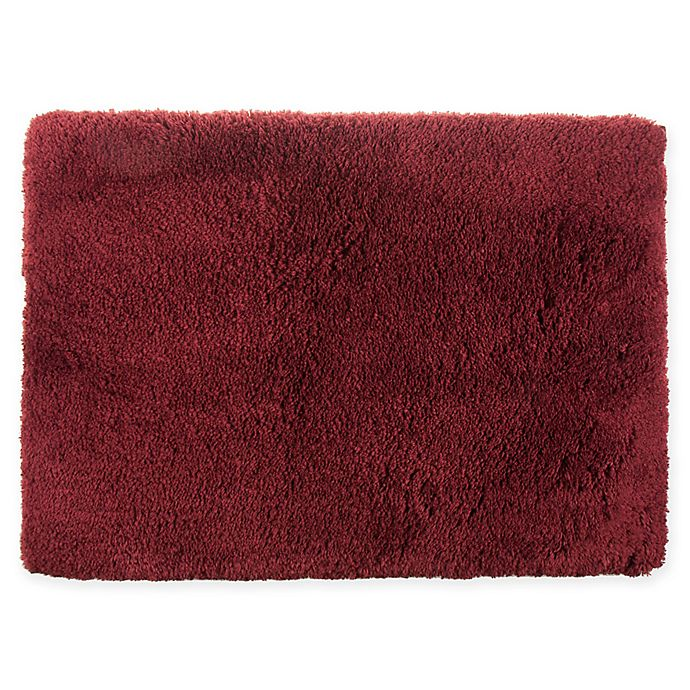 Alternate image 1 for Wamsutta® Ultra Soft 24-Inch x 40-Inch Bath Rug in Garnet