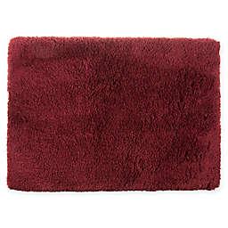Wamsutta® Ultra Soft 24-Inch x 40-Inch Bath Rug in Garnet