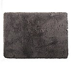 Wamsutta® Ultra Soft 21-Inch x 34-Inch Bath Rug in Charcoal