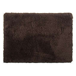 Wamsutta® Ultra Soft 21-Inch x 34-Inch Bath Rug in Chocolate