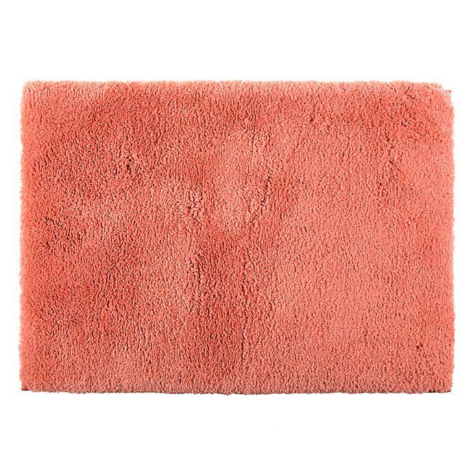 Alternate image 1 for Wamsutta® Ultra Soft 24-Inch x 40-Inch Bath Rug in Coral