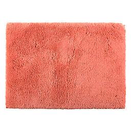 Wamsutta® Ultra Soft 24-Inch x 40-Inch Bath Rug in Coral