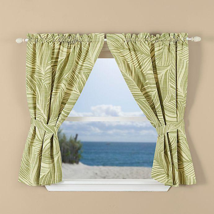 Alternate image 1 for Montauk Drifter Curtain Panel Pair