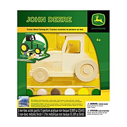 John Deere Tractor Wood Painting Kit