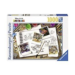 Disney® Pixar 1000-Piece Sketches Jigsaw Puzzle
