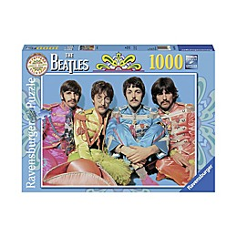 The Beatles Sgt. Pepper's Lonely Hearts Club Band 1000-Piece Jigsaw Puzzle
