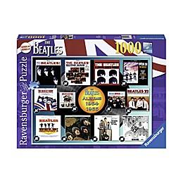 The Beatles Albums 1964-66 1,000-Piece Puzzle