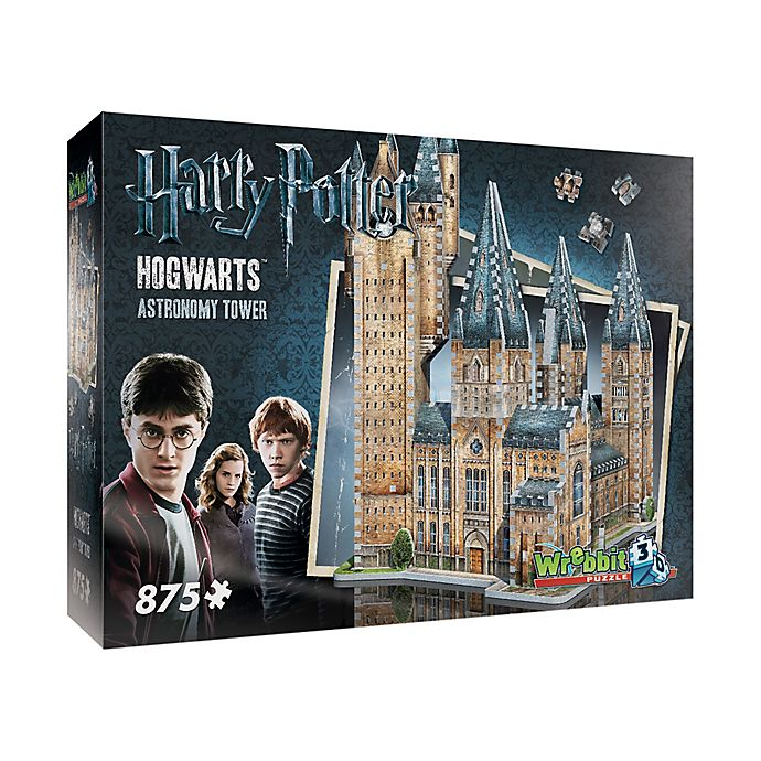 Alternate image 1 for Harry Potter™ Collection Hogwarts™ Astronomy Tower 3D Puzzle