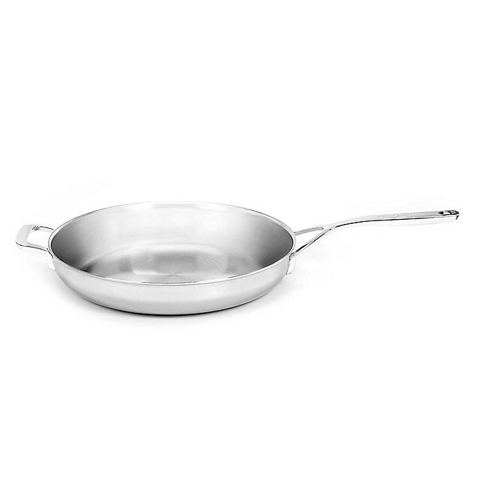 Alternate image 1 for Demeyere 5Plus Stainless Steel Fry Pan